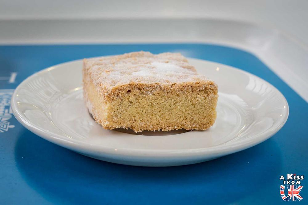Le Shortbread, une spécialité culinaire écossaise à goûter pendant votre voyage en Ecosse.