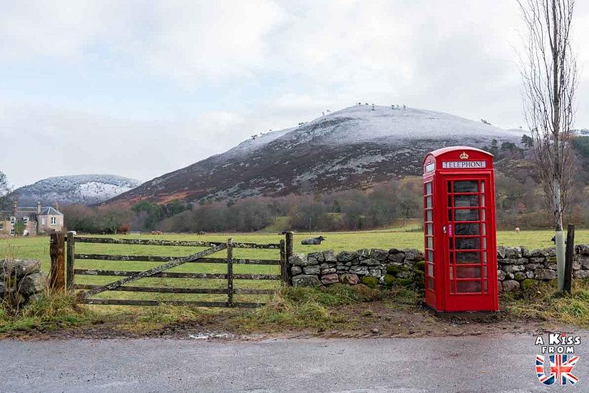 autour de Balmoral - Que voir dans les Cairngorms en Ecosse ? Visiter les Cairngorms avec A Kiss from UK, le guide et blog du voyage en Ecosse.