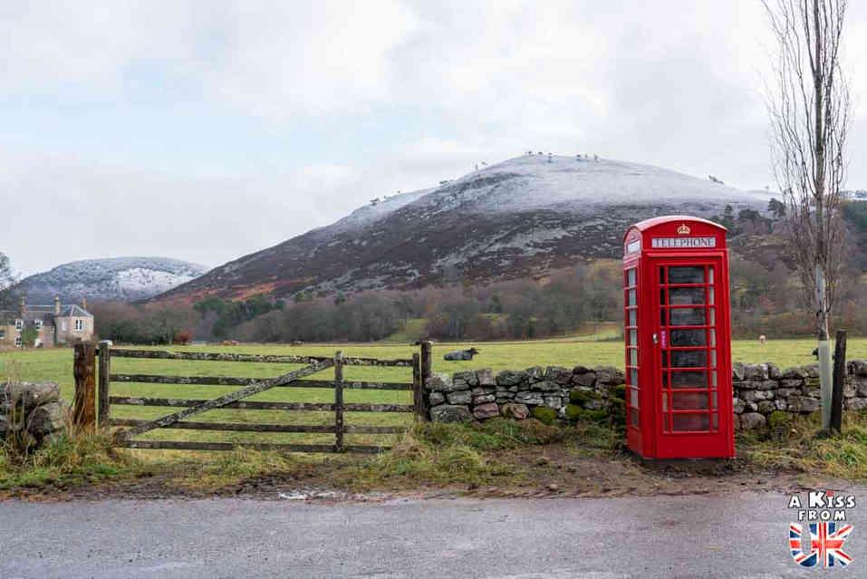 Dans les environs de Balmoral - Que voir dans les Cairngorms en Ecosse ? Visiter les Cairngorms avec A Kiss from UK, le guide et blog du voyage en Ecosse.