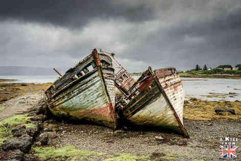 L'île de Mull - Roadtrip de 8 jours en Ecosse à l'automne - Itinéraire de voyage en Ecosse par A Kiss from UK, guide et blog voyage sur l'Ecosse, l'Angletere et le Pays de Galles