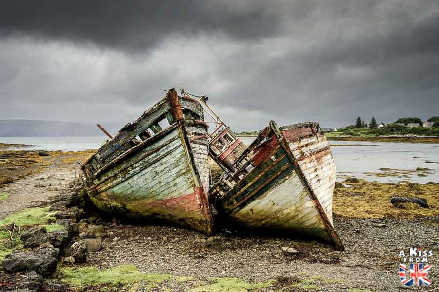 Salen sur l'île de Mull -  50 photos qui vont vous donner envie de voyager en Ecosse après l'épidémie de coronavirus - Découvrez en image les plus beaux endroits d'Ecosse à visiter.