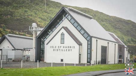 La distillerie d'Harris - Visiter Lewis et Harris, le guide voyage complet – les lieux à voir sur l'île de Lewis & Harris dans les Hébrides Extérieures en Ecosse - A Kiss from UK, blog voyage Ecosse.