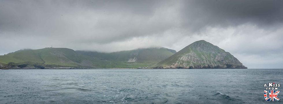 L'arrivée à St Kilda - Visiter St Kilda - Que voir sur l'île de St Kilda en Ecosse ? - A Kiss from UK, le guide et blog du voyage en Ecosse.