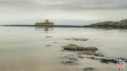 St Cwyfan Church - Que voir absolument sur l'île d'Anglesey au Pays de Galles ? Visiter Anglesey avec A Kiss from UK, le blog du voyage en Grande-Bretagne.
