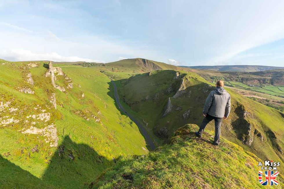 Winnats Pass - A faire et à voir dans le Peak District en Angleterre. Visiter les plus beaux endroits du Peak District avec notre guide complet.