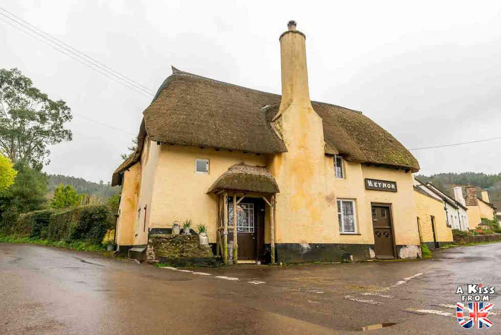 Luccombe - Que voir dans le Parc d'Exmoor en Angleterre ? Visiter Exmoor avec A Kiss from UK, le guide & blog du voyage en Ecosse, Angleterre et Pays de Galles.
