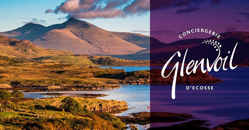 Glenvoil - les agences de voyage françaises spécialisée sur l'Ecosse - découvrez tous les guides français à Edimbourg ainsi que les professionnels du tourisme francophones et indépendants en Ecosse. | A Kiss from UK