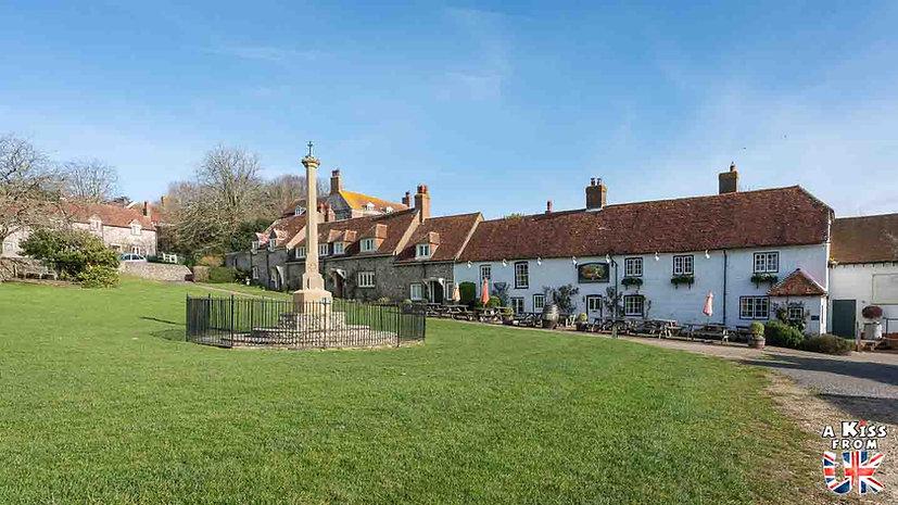 East Dean, un des plus beaux village du Sussex - Que voir absolument dans le Sussex en Angleterre ? Visiter le Sussex  et ses plus beaux endroits avec A Kiss from UK, le guide et blog du voyage en Angleterre.