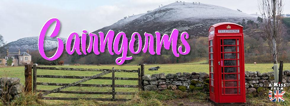 Que voir dans les Cairngorms en Ecosse ? Visiter les Cairngorms et ses plus beaux endroits avec A Kiss from UK, le blog du voyage en Ecosse, Angleterre et Pays de Galles.