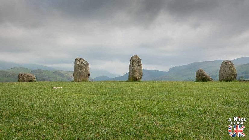 Castlerigg Stone Circle - Que voir absolument dans le Lake District en Angleterre ? Visiter le Lake District avec A Kiss from UK, le blog du voyage en Ecosse, Angleterre et Pays de Galles.