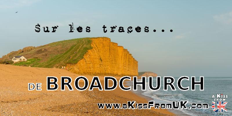 Les lieux de tournage de la série Broadchurch, diffusée sur France 2, dans le village de Westbay dans le Dorset