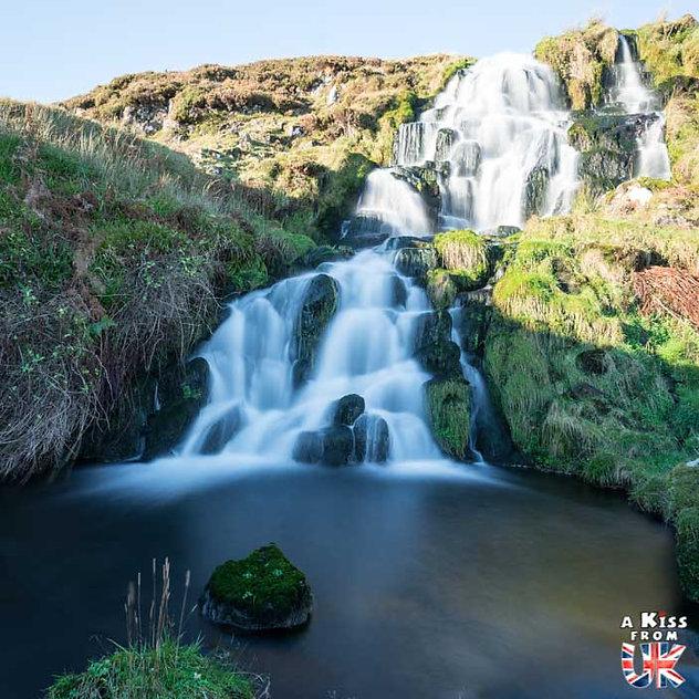 Bride's Veil Falls - Que faire et que voir sur l'île de Skye en Ecosse ? Visiter les plus beaux endroits de l'île de Skye avec notre guide complet.