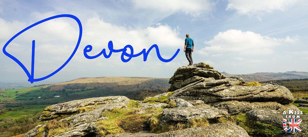 Que voir absolument dans le Devon et le Dartmoor en Angleterre ? Visiter le Devon et le Dartmoor avec A Kiss from UK, le blog du voyage en Ecosse, Angleterre et Pays de Galles
