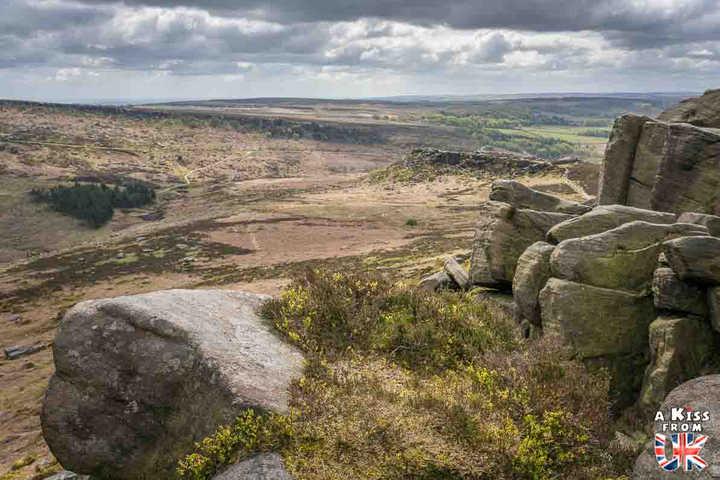 Higger Tor - A faire et à voir dans le Peak District en Angleterre. Visiter les plus beaux endroits du Peak District avec notre guide complet.