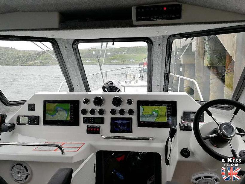 Trajet en bateau vers St Kilda - Visiter St Kilda - Que voir sur l'île de St Kilda en Ecosse ? - A Kiss from UK, le guide et blog du voyage en Ecosse