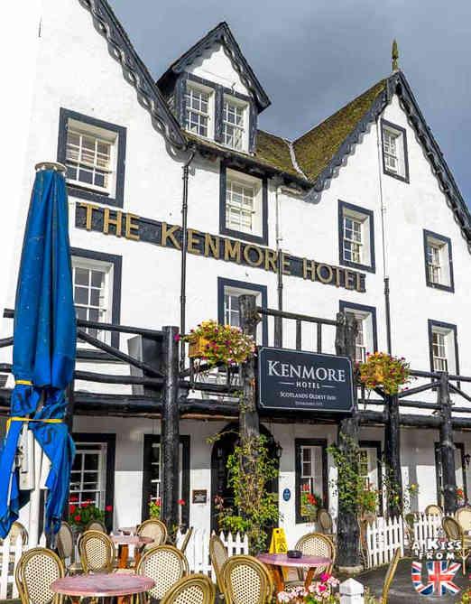 Kenmore - A faire et à voir absolument dans le Perthshire en Ecosse ? Visiter le Perthshire et ses incontournables avec A Kiss from UK, le blog du voyage en Ecosse, Angleterre et Pays de Galles
