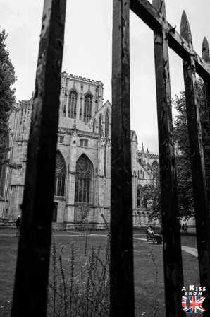 York Minster - Que voir à York en Angleterre ? Visiter York avec A Kiss from UK, le guide et blog du voyage en Ecosse, Angleterre et Pays de Galles