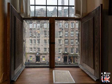 Gladstone's Land - A voir absolument et à faire à Edimbourg - Visiter Edimbourg avec le guide complet d'A Kiss from UK, le blog du voyage en Ecosse.