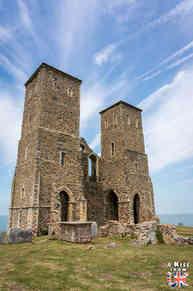 Reculver - Que faire dans le Ken en Angleterre ? Visiter les plus beaux endroits à voir dans le Kent avec notre guide complet.