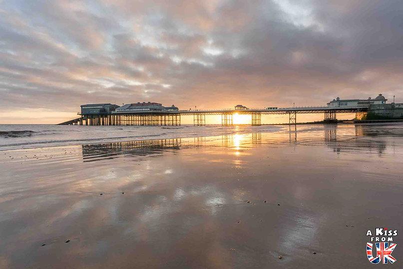 Cromer dans le Norfolk - Les lieux à voir absolument en Angleterre en dehors de Londres. Découvrez quels sont les plus beaux endroits d'Angleterre et les incontournables à visiter en dehors de Londres lors de votre voyage - A Kiss from UK, le blog du voyage en Grande-Bretagne.