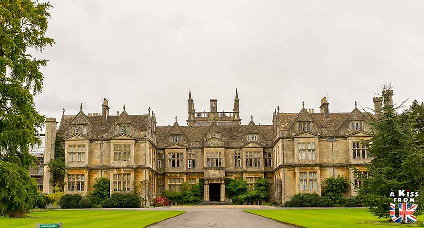 Corsham - Que voir dans le Wiltshire en Angleterre ? Visiter le Wiltshire avec A Kiss from UK, le blog du voyage en Angleterre.