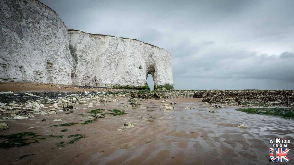 Botany Bay - Week-end dans le Kent en famille - itinéraire de roadtrip dans le sud de l'Angleterre dans la région du Kent - A Kiss from UK, le guide et blog du voyage en écosse, angleterre et pays de galles