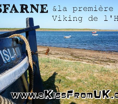 Lindisfarne : la première invasion Vikings de l'Histoire