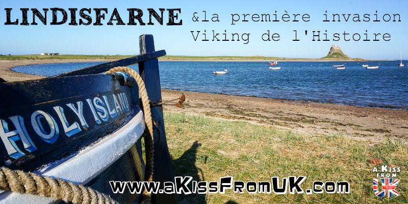 Lindisfarne et la première invasion viking de l'Histoire en 793