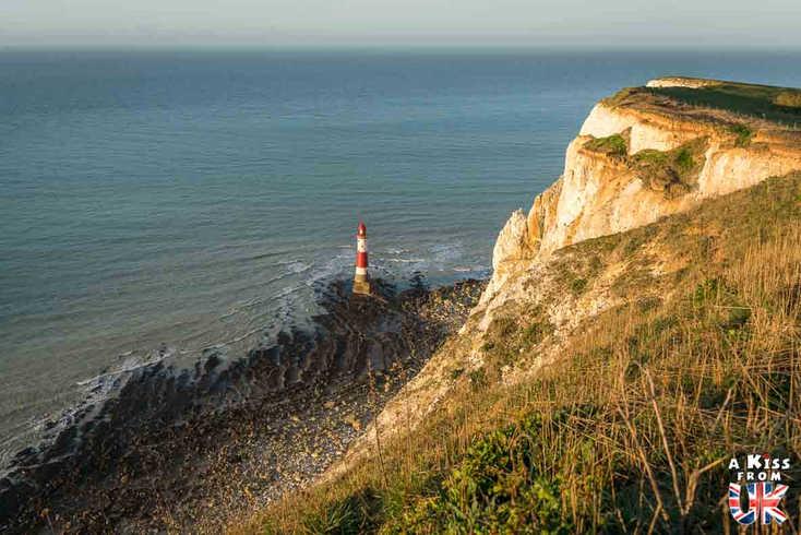 Beachy Head et les Seven Sisters dans le Sussex - Découvrez les plus beaux paysages d'Angleterre avec notre guide voyage qui vous emménera visiter les plus beaux endroits d'Angleterre.