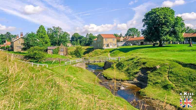 Hutton-le-Hole dans les North York Moors - 30 photos qui vont vous donner envie de voyager en Angleterre après l'épidémie de coronavirus - Découvrez les plus belles destinations et les plus belles régions d'Angleterre à visiter.