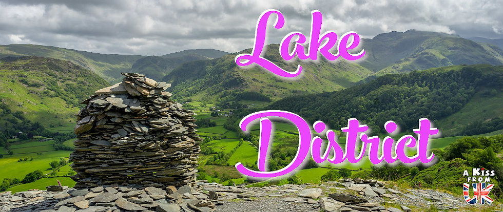 Que voir absolument dans le Lake District en Angleterre ? Visiter le Lake District avec A Kiss from UK, le guide et blog du voyage en Ecosse, Angleterre et Pays de Galles