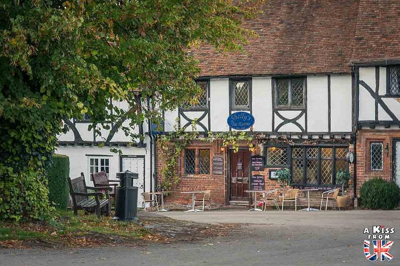 Chilham dans le Kent - Visiter l'Angleterre : les incontournables ! - 25 endroits à voir absolument en Angleterre en dehors de Londres - A Kiss from UK, le guide et blog du voyage en Grande-Bretagne.
