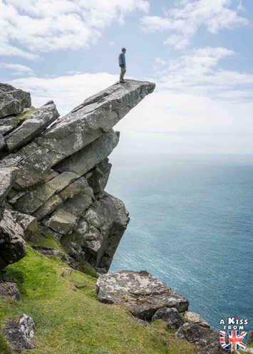 Lover's Stone sur St Kilda - Visiter l'archipel de St Kilda en Ecosse - Que voir sur l'île de St Kilda en Ecosse ? - A Kiss from UK, guide et blog voyage sur l'Ecosse.