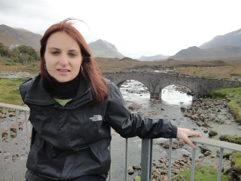 Magnifique Ecosse par Carole - Visiter l'île de Skye avec un guide français - découvrez tous les guides français à Edimbourg ainsi que les professionnels du tourisme francophones et indépendants en Ecosse. | A Kiss from UK