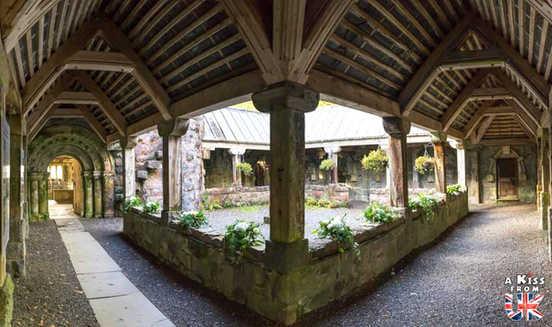 St Conan's Kirk - A faire et à voir dans le Glencoe et sa région en Ecosse. Visiter le Glencoe avec A Kiss from UK, le guide & blog du voyage en Ecosse.