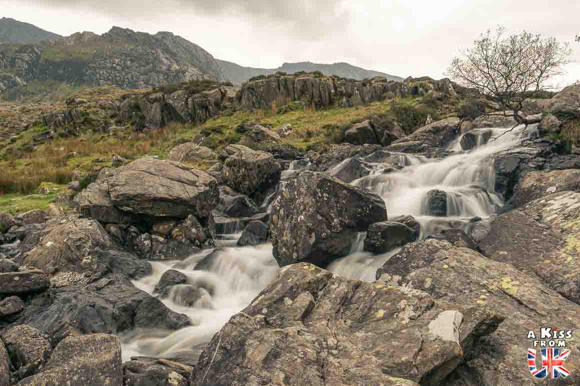 Cwn Idwal - Que voir dans le Parc National du Snowdonia au Pays de Galles ? Visiter le Snowdonia avec A Kiss from UK, blog du voyage en Ecosse, Angletere et Pays de Galles.