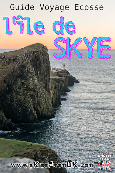 Découvrez Visiter l'île de Skye et ses plus beaux endroits. Avec notre guide voyage découvrez les lieux à voir absolument er l'île de Skye en Ecosse.