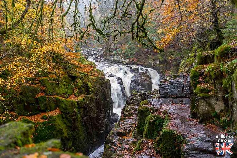 D'Edimbourg au Perthshire, deuxième étape du Road Trip de 8 jours en Ecosse à l'automne - A Kiss from UK, guide et blog voyage sur l'Ecosse, l'Angletere et le Pays de Galles