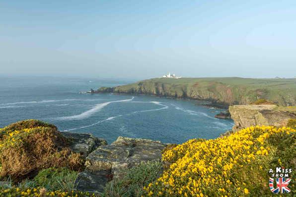 Cap Lizard - Que faire dans les Cornouailles en Angleterre ? Visiter les plus beaux endroits à voir absolument dans les Cornouailles avec notre guide complet.