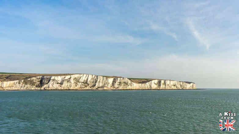 Les falaises blanches de Douvres - Découvrez les plus beaux paysages d'Angleterre avec notre guide voyage qui vous emménera visiter les plus beaux endroits d'Angleterre.