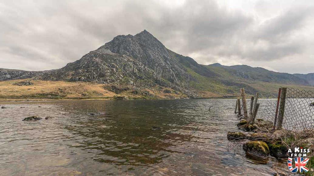 Llyn Ogwen - Que voir dans le Parc National du Snowdonia au Pays de Galles ? Visiter le Snowdonia avec A Kiss from UK, blog du voyage en Ecosse, Angletere et Pays de Galles.