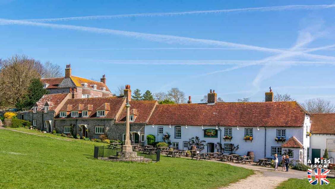 East Dean - Que voir absolument dans le Sussex en Angleterre ? Visiter le Sussex  et ses plus beaux endroits avec A Kiss from UK, le guide et blog du voyage en Ecosse, Angleterre et Pays de Galles.