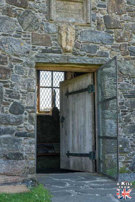St Clement's Church à Rodel - Visiter Lewis et Harris, le guide voyage complet – les lieux à voir sur l'île de Lewis & Harris dans les Hébrides Extérieures en Ecosse - A Kiss from UK, blog voyage Ecosse.