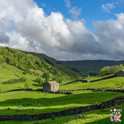 Les Yorkshire Dales en Angleterre - 10 régions idéales pour visiter la Grande-Bretagne loin des foules - Visiter l'Angleterre, l'Ecosse et le Pays de Galles loin des sentiers battus et des endroits trop touristiques