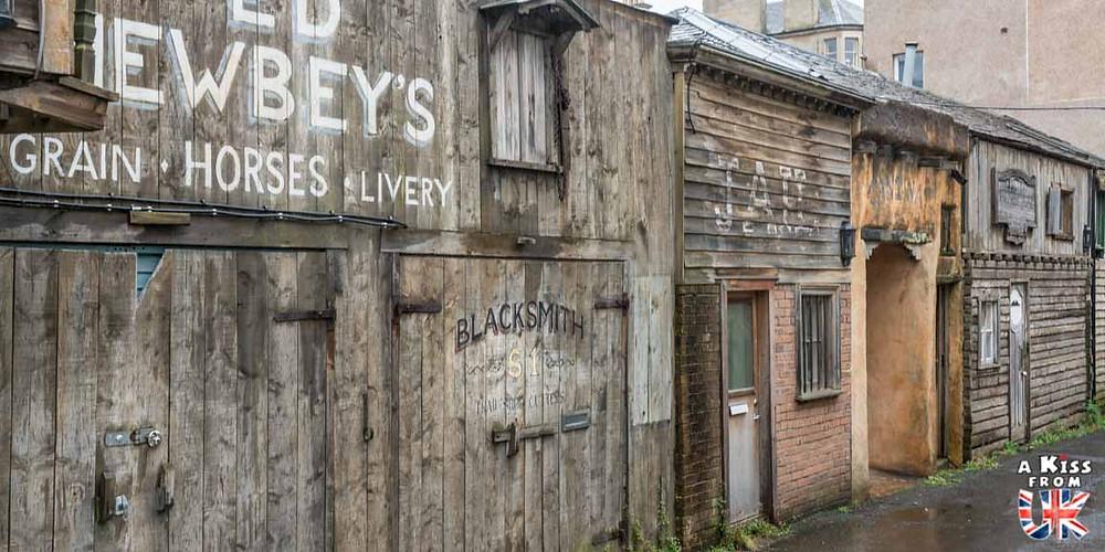 Visiter la rue Western d'Édimbourg - ambiance Far West et cowboys à Morningside - Découvrez les endroits secrets et insolites d'Édimbourg avec A Kiss from UK, guide et blog voyage Ecosse.