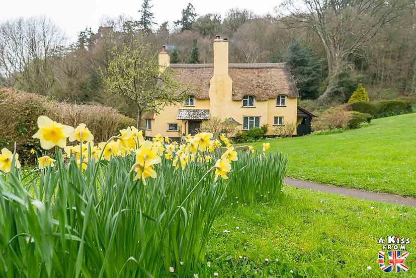 Selworthy - Que voir dans le Parc National d'Exmoor en Angleterre ? Visiter Exmoor avec A Kiss from UK, le guide & blog du voyage en Ecosse, Angleterre et Pays de Galles.