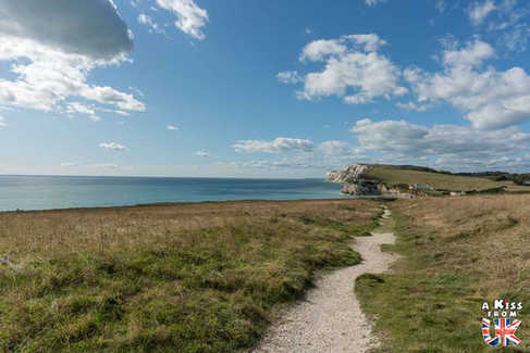 Freshwater Bay - Que faire sur l'île de Wight en Angleterre ? Visiter les plus beaux endroits à voir sur l'île de Wight