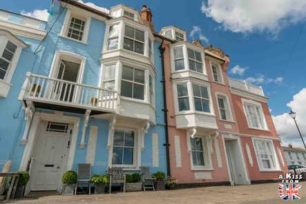 Aldeburgh - Que voir dans le suffolk en Angleterre ? Visiter le Suffolk avec A Kiss from UK, le guide et blog du voyage en Ecosse, l'Angleterre et Pays de Galles.