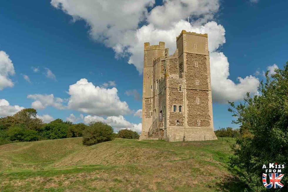 Orford - Que voir dans le suffolk en Angleterre ? Visiter le Suffolk avec A Kiss from UK, le guide et blog du voyage en Ecosse, l'Angleterre et Pays de Galles.
