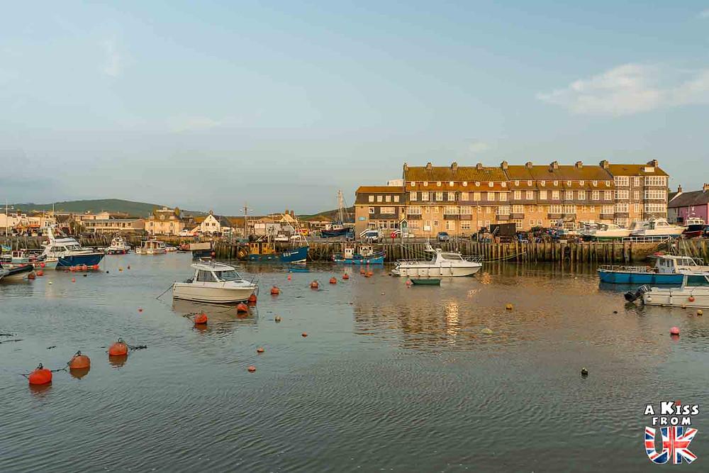le port de broadchurch - Les lieux de tournage de la série Broadchurch, diffusée sur France 2, dans le village de Westbay dans le Dorset